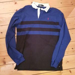 90's Vintage Ralph Lauren Polo Rugby Top